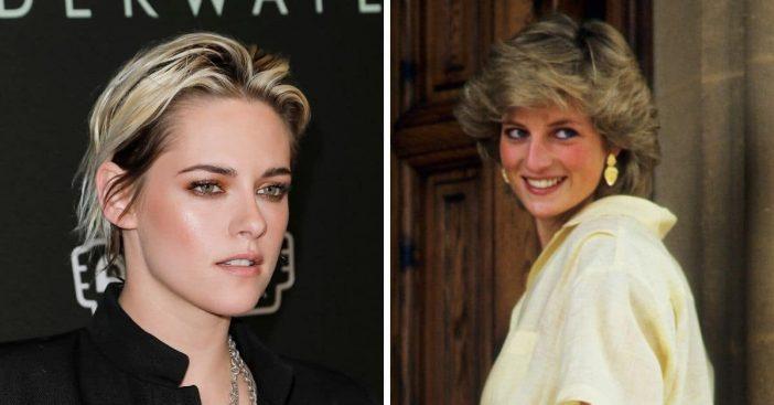 Kristen Stewart will portray Princess Diana in new film