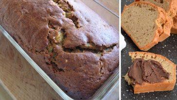 Learn to make Depression era peanut butter bread