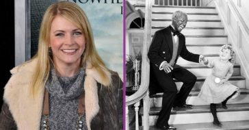 Melissa Joan Hart Slammed For Post Showing Bill Robinson's Interracial Dance With Shirley Temple