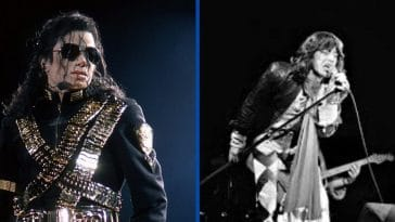 Michael Jackson and Mick Jagger's State of Shock was a surprise hit