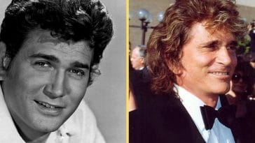 Michael Landon's troubles began when he was just a kid
