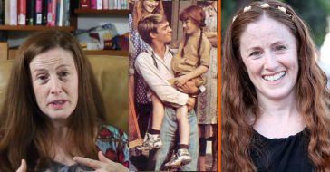 Months before her birthday, Kami Cotler revisited 'The Waltons'