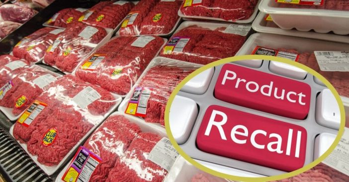 Over 40,000 Lbs. Of Ground Beef Recalled Due To E. Coli Contamination