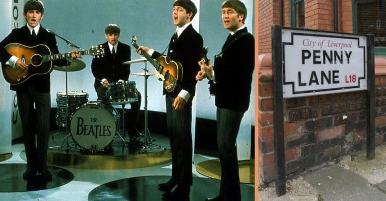 Penny Lane, Made Famous By The Beatles, May Be Renamed If Slavery Link Is Proven True