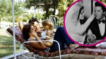 Priscilla and Elvis Presley's relationship through pictures