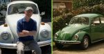 Ron Howard Still Owns And Drives His 1970 VW Bug Today