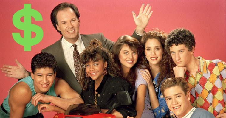 Saved by the Bell cast net worth
