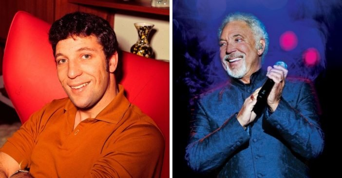 Sir Tom Jones talks about living in isolation as a teen
