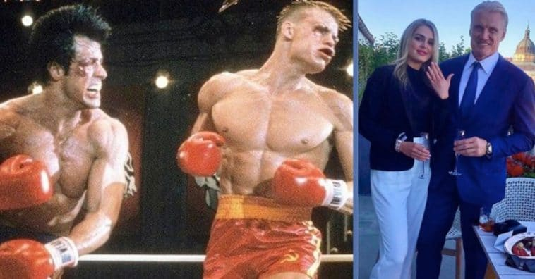Sylvester Stallone Congratulates Dolph Lundgren After Engagement To Young Girlfriend
