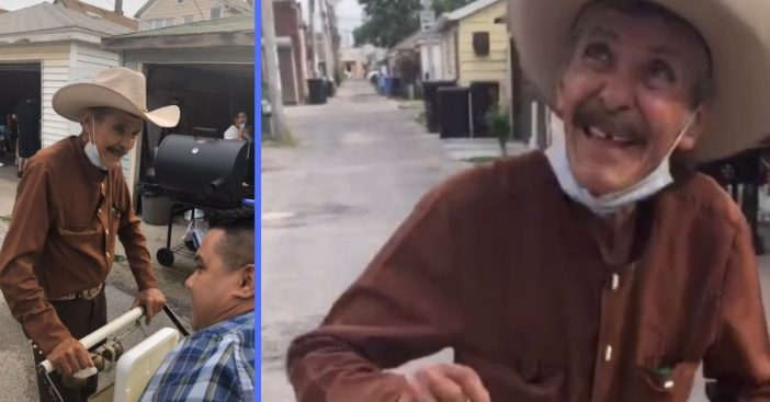 The kindness of strangers got Rosario home for Father's Day and so much more