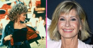 The leather jacket from Grease was returned to Olivia Newton John after auction