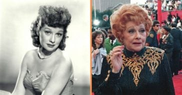 The life of Lucille Ball was, in a word, eventful