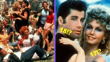 This Is How Old Sandy & Danny Are Compared To Their 'Grease' Actors