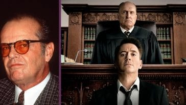 This Is Why Robert Downey Jr. Said No To Having Jack Nicholson As His Father In 'The Judge'