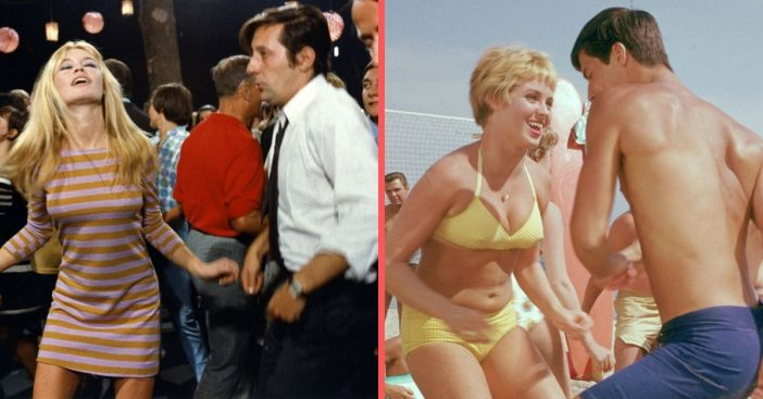 This video is the best 1960s dance mashup