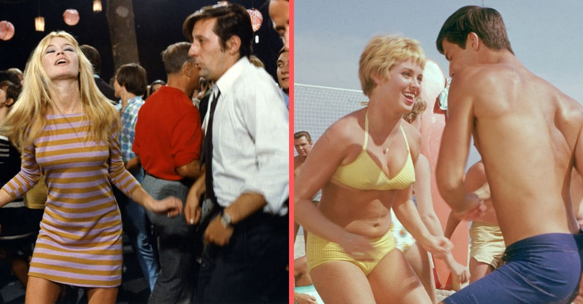 WATCH: This Video Is The Perfect '60s Dance Party Mashup