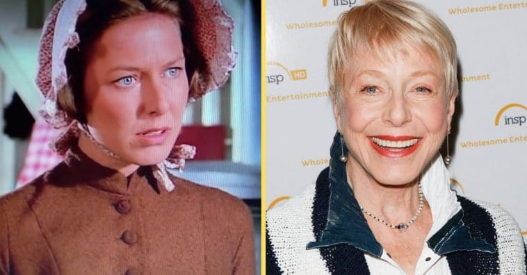 Time has not remotely slowed down Karen Grassle