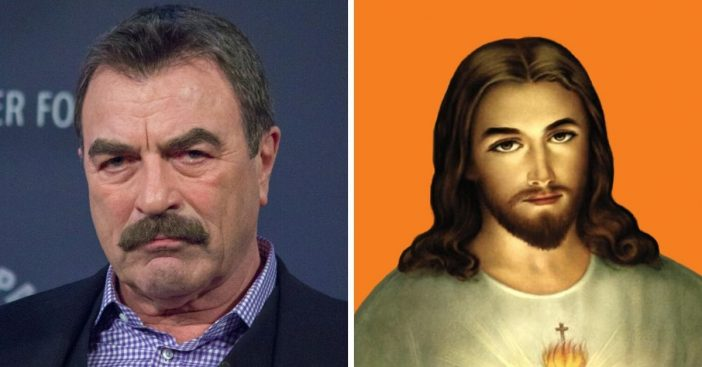 Tom Selleck credits his successful career to Jesus