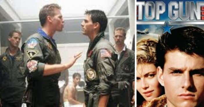 Top Gun cast where are they now