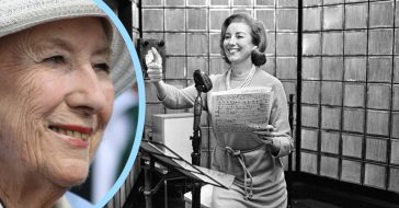 Vera Lynn dedicated herself to the troops and disabled