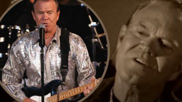 WATCH_ Glen Campbell's Nostalgic And Moving Performance Of _These Days_