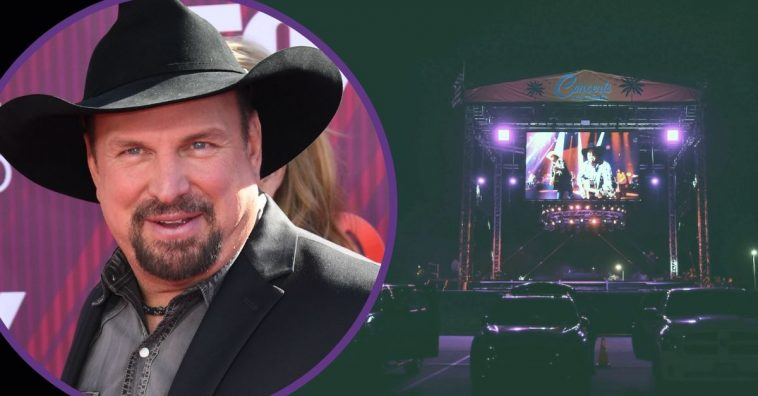 Was Garth Brooks' Drive-In Concert Worth The $100 Per Car_