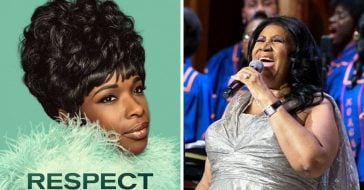 Watch the teaser trailer for the new Aretha Franklin biopic
