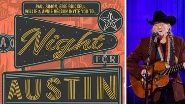 Willie Nelson presents A Night for Austin virtual event