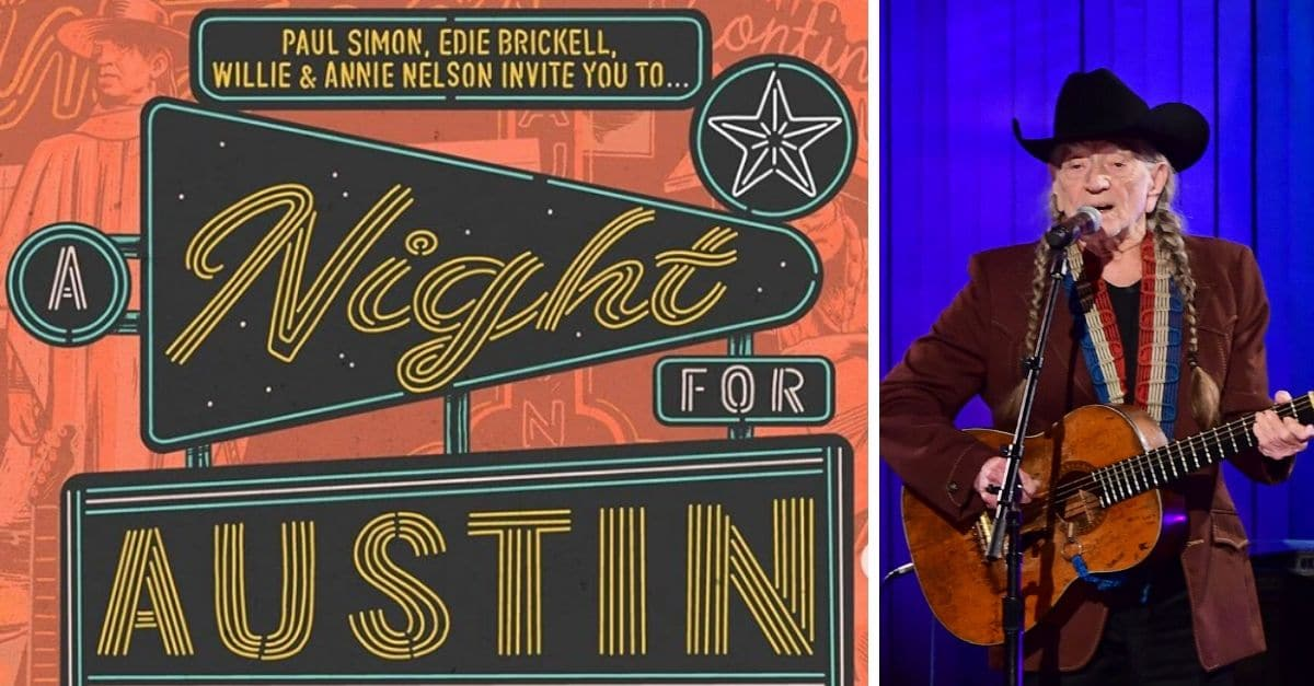 Big Stars Including Willie Nelson And Paul Simon Join 'A Night For Austin'