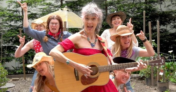 Woman Makes Catchy, Positive Song About Getting Older