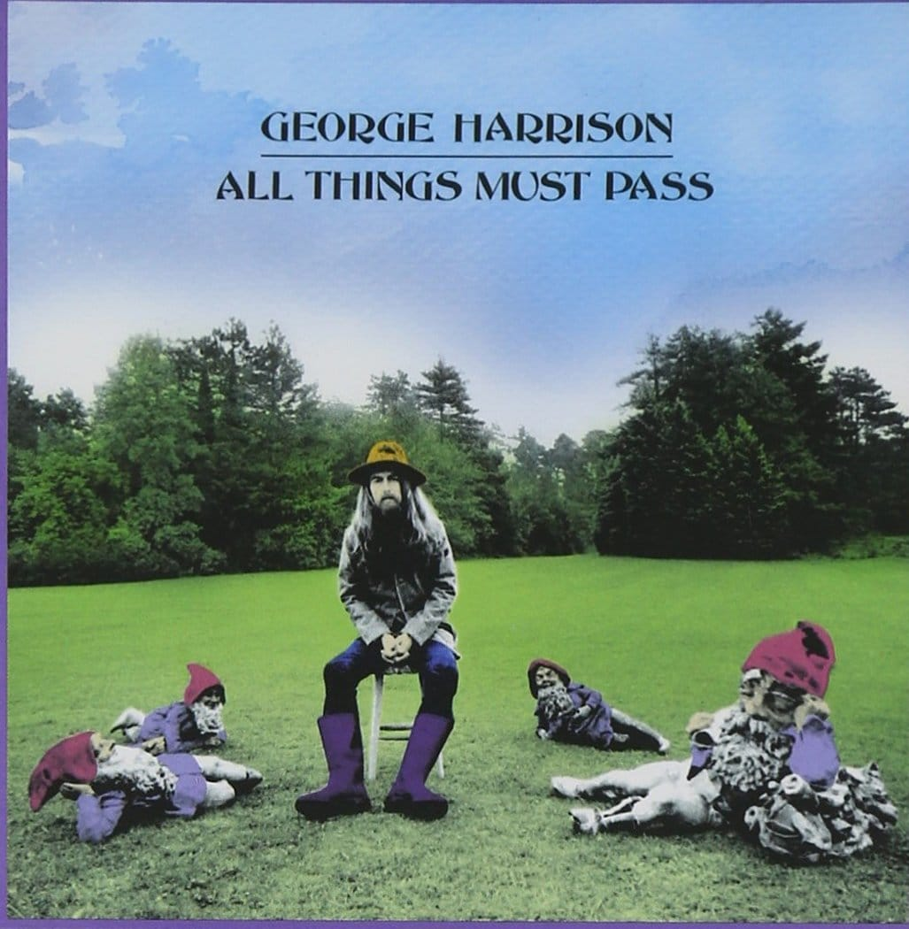 "George Harrison's ""All Things Must Pass"" Becomes New Lockdown Anthem"