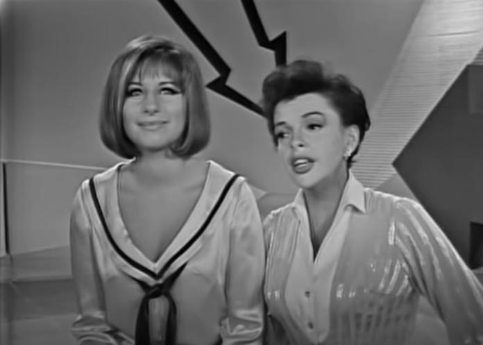 WATCH: Duet With Judy Garland And Barbra Streisand In 1963