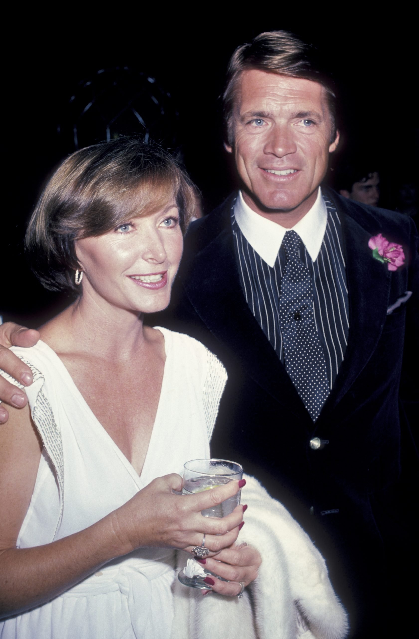 Looking Back At Chad Everett And Shelby Grant's 40+ Years Of Marriage