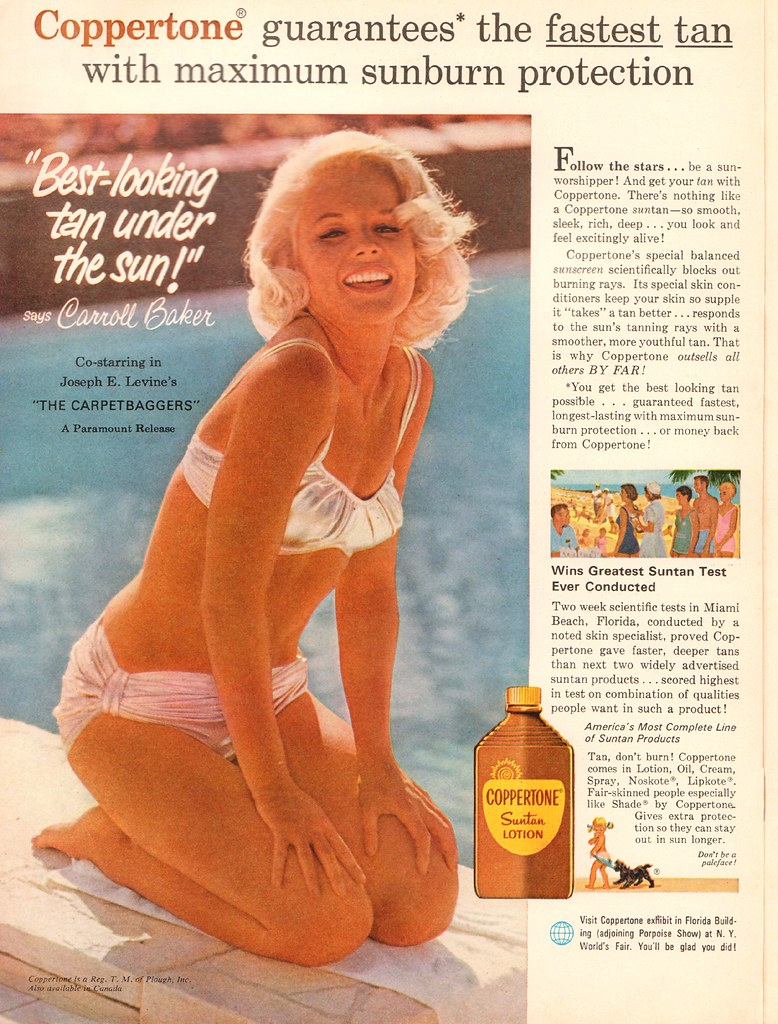 Can You Guess Where Suntan Lotion Was Invented?