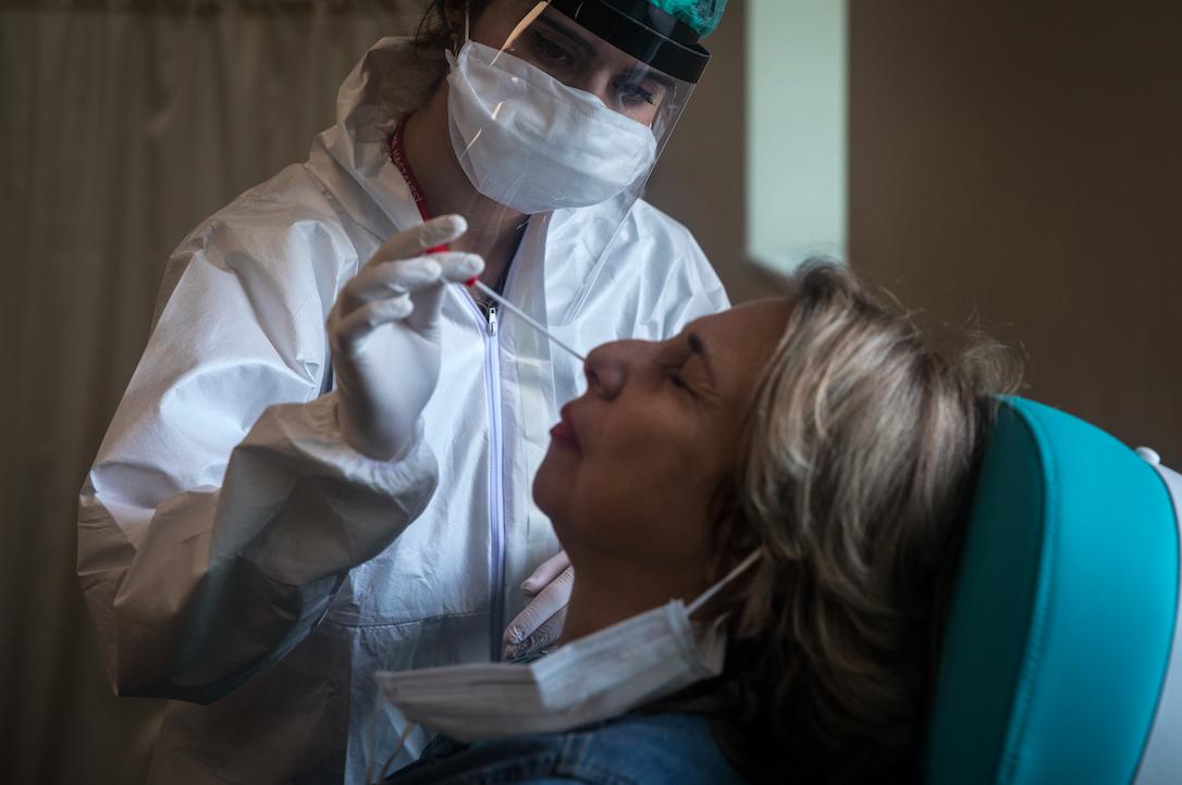 Nearly 30 U.S. States Report Coronavirus Spikes