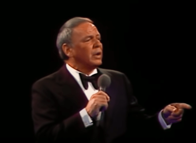 "Frank Sinatra Sings Nostalgic Version Of ""My Way,"" Looking Back On His Life"