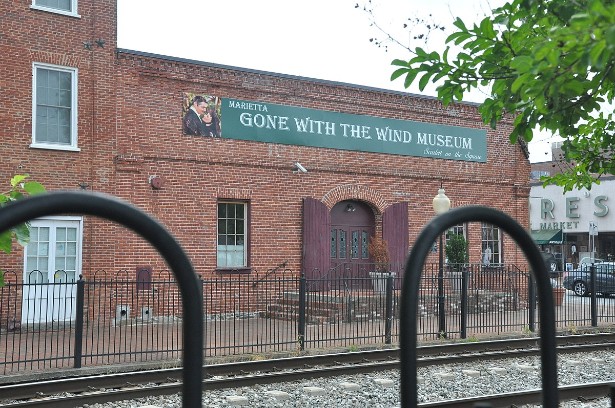 gone with the wind museum