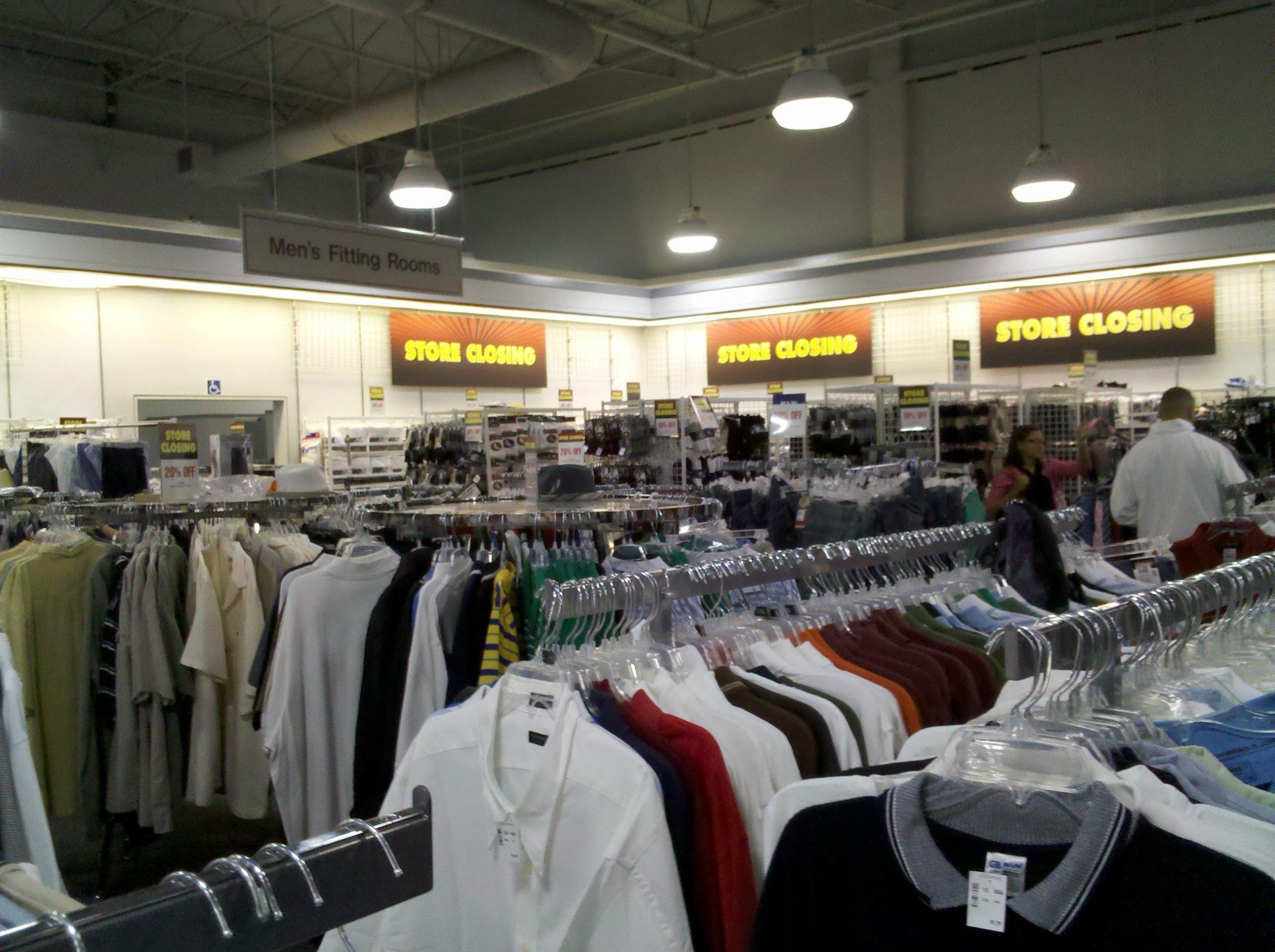 Liquidation Sales At Jc Penney Stores Start This Week