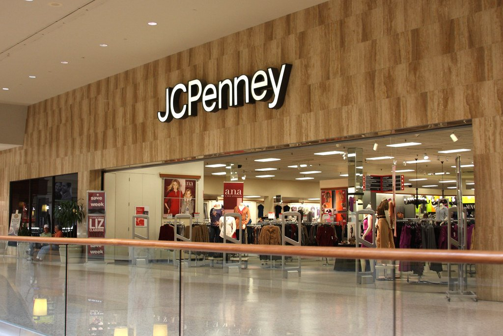 jc penney store