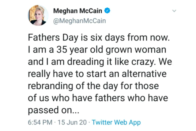 Some People Calling For Father's Day To Be Renamed For Those Without Dads