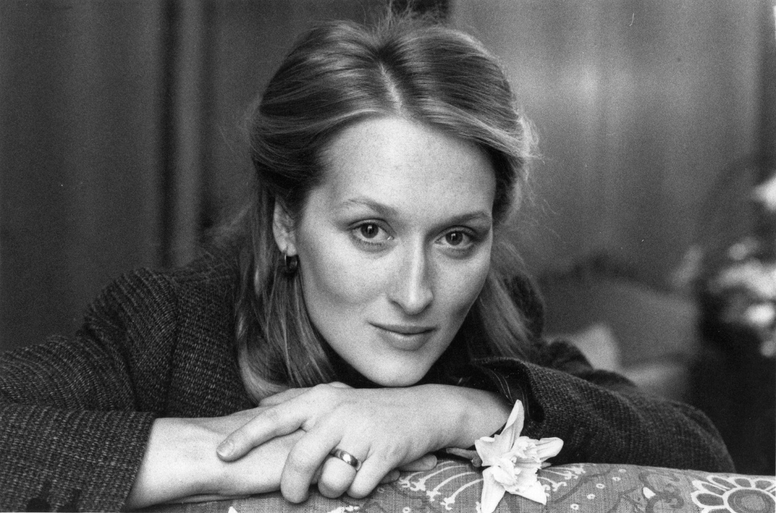 meryl streep throwback photos