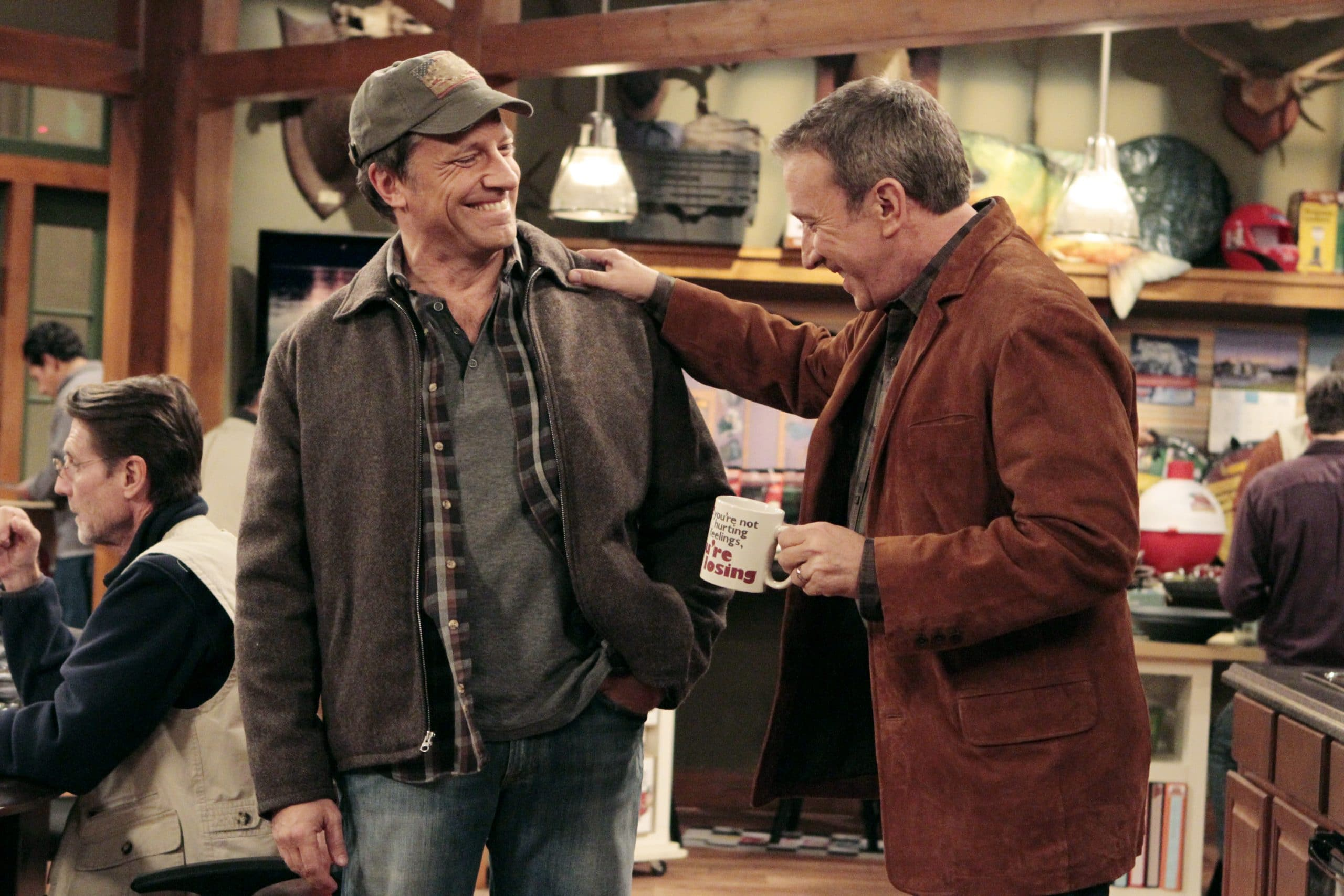 mike rowe tim allen last man standing