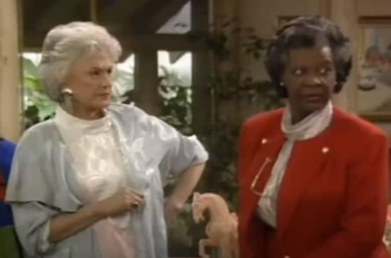 the golden girls episode mixed blessings
