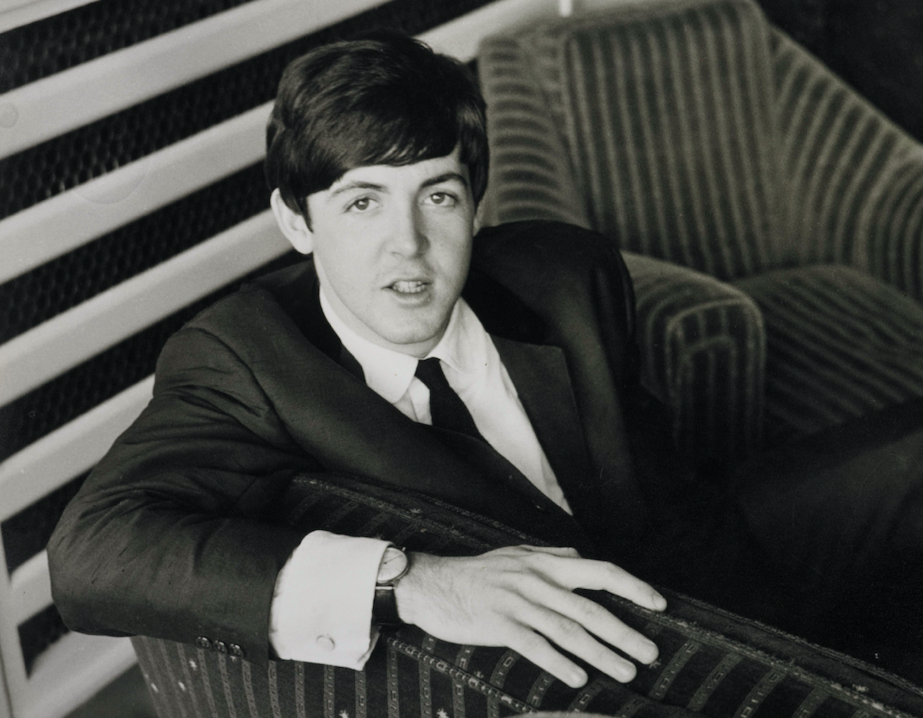 This Is The 'Sgt Pepper' Song That Paul McCartney Actually Wrote For Frank Sinatra