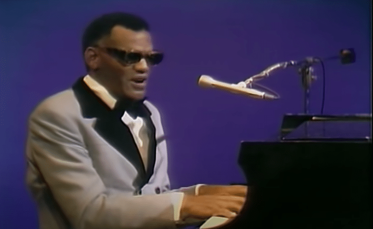 """Ray Charles sings soulful and powerful version of """"America, the Beautiful"""""""