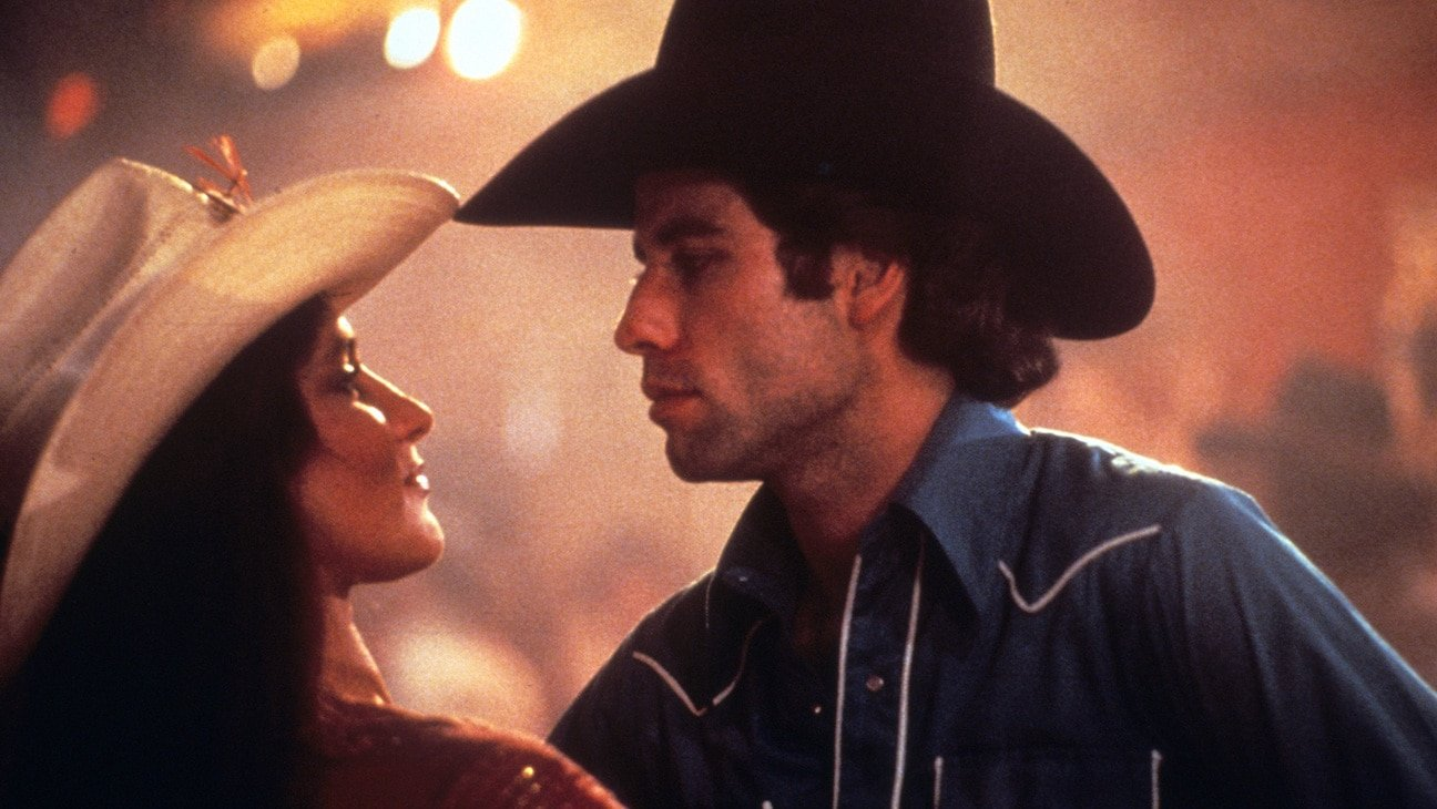 Mickey Gilley's Dinner With John Travolta During 'Urban Cowboy' Filming