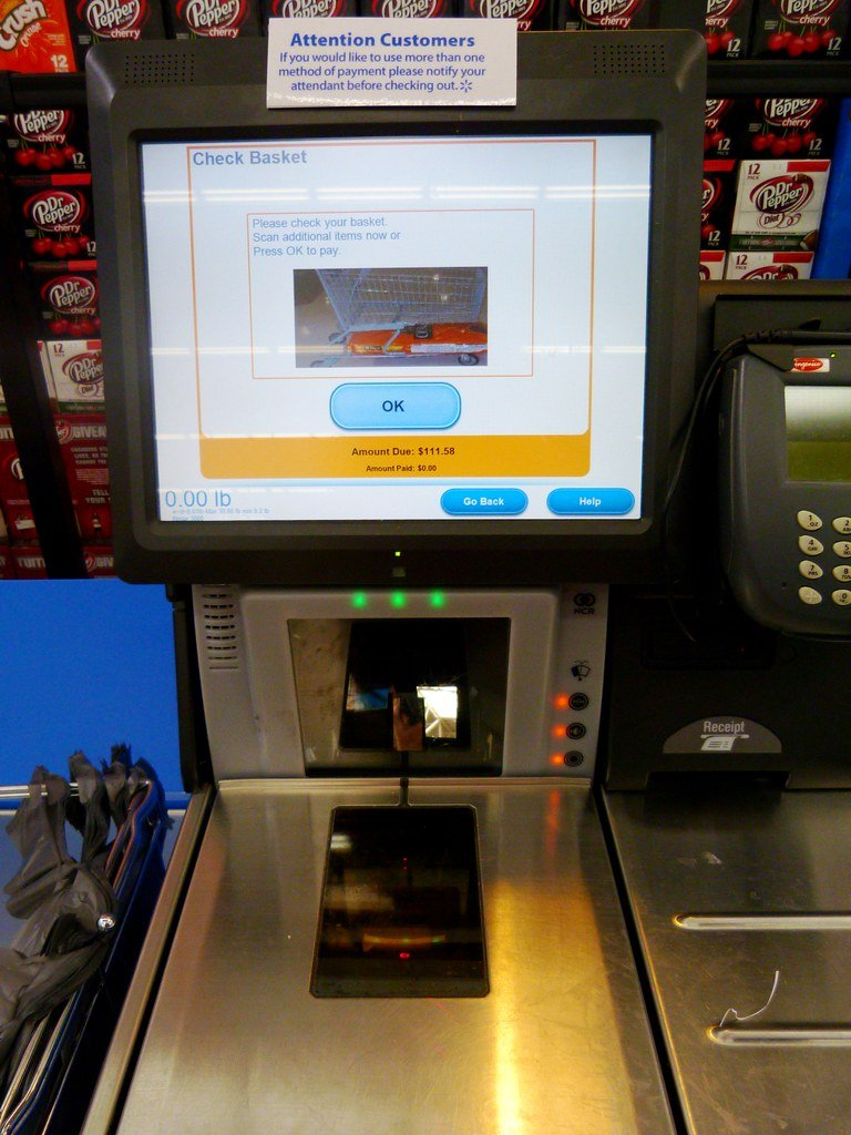Walmart Looking To Officially Remove All Cashiers, Switch To Self-Checkout