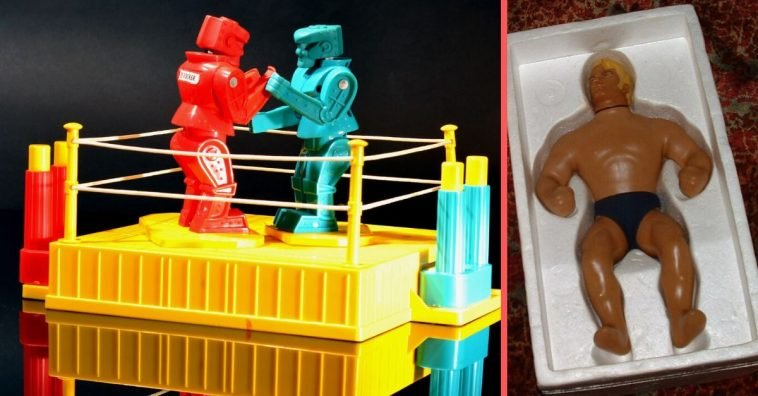 1970s kids probably had all of these toys on their wish list