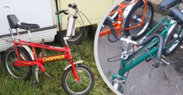 A good childhood included one of these wildly popular bikes