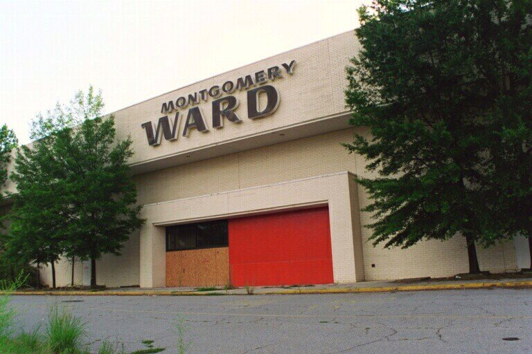 montgomery ward old store